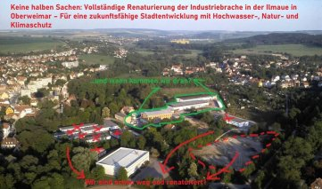 Petition Renaturierung Industriebrache
